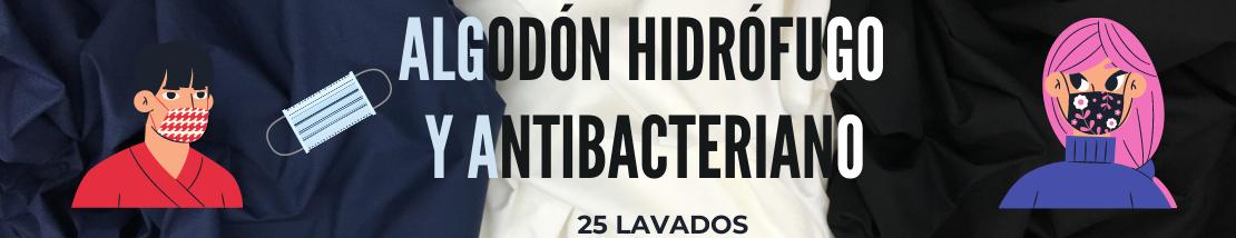 Algodon hidrofugo para mascarillas